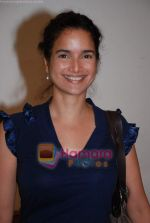 Sushma Reddy at GOG Ngo event in CCI on 19th March 2009 (6).JPG