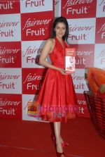 Asin Thottumkal at Fairever Fruit launch in Trident on 20th March 2009 (10).JPG