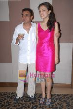Geetanjali Thapa, Amit Saxena at the completion party of film Tina Ki Chabi in Sun N Sand on 20th March 2009 (11).JPG