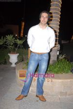 Rajneesh duggal at the completion party of film Tina Ki Chabi in Sun N Sand on 20th March 2009 (2).JPG