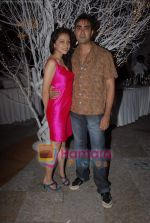 Ranvir Shorey, Geetanjali Thapa at the completion party of film Tina Ki Chabi in Sun N Sand on 20th March 2009 (4).JPG