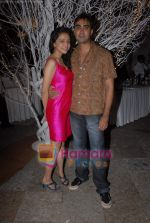 Ranvir Shorey, Geetanjali Thapa at the completion party of film Tina Ki Chabi in Sun N Sand on 20th March 2009 (5).JPG