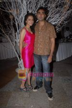 Ranvir Shorey, Geetanjali Thapa at the completion party of film Tina Ki Chabi in Sun N Sand on 20th March 2009 (7).JPG