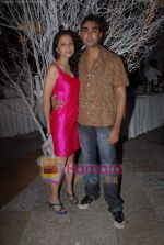 Ranvir Shorey, Geetanjali Thapa at the completion party of film Tina Ki Chabi in Sun N Sand on 20th March 2009 (3).JPG