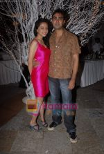Ranvir Shorey, Geetanjali Thapa at the completion party of film Tina Ki Chabi in Sun N Sand on 20th March 2009 (6).JPG