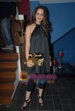 laila khan at Photographer Sumeet Chopra_s birthday bash in Oba on 20th March 2009.JPG