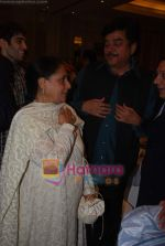 Jaya Bachchan, Shatrughun Sinha at Roshan Taneja_s birthday in ITC Grand Maratha on 21st March 2009 (2).JPG