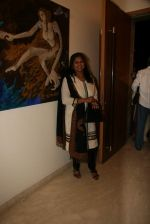 Ananya Banerjee at Shobojit Kaushal art event organised by CPAA in Worli on 23rd March 2009 (2).JPG