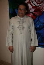 Anup Jalota at Shobojit Kaushal art event organised by CPAA in Worli on 23rd March 2009 (16).JPG