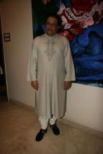 Anup Jalota at Shobojit Kaushal art event organised by CPAA in Worli on 23rd March 2009 (2).JPG