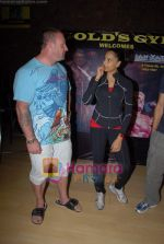 Bipasha Basu, Dorian Yates at Gold Gym event in Bandra on 23rd March 2009 (3).JPG