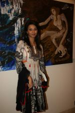 Diana Hayden at Shobojit Kaushal art event organised by CPAA in Worli on 23rd March 2009 (4).JPG