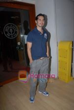 Dino Morea at Gold Gym event in Bandra on 23rd March 2009 (6).JPG