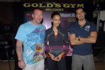 Dino Morea, Bipasha Basu, Dorian Yates at Gold Gym event in Bandra on 23rd March 2009 (2).JPG