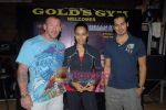 Dino Morea, Bipasha Basu, Dorian Yates at Gold Gym event in Bandra on 23rd March 2009 (4).JPG