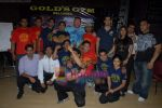 Dino Morea, Dorian Yates at Gold Gym event in Bandra on 23rd March 2009 (8).JPG