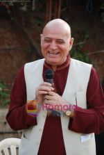 Dr Madan Kataria of Laughter Club at Sab Tv event in Country Club on 23rd March 2009 (2).JPG
