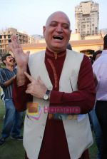 Dr Madan Kataria of Laughter Club at Sab Tv event in Country Club on 23rd March 2009 (7).JPG