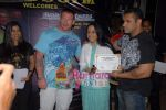 Ila Arun, Dorian Yates at Gold Gym event in Bandra on 23rd March 2009 (3).JPG