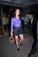 Kangana Ranaut at Kangana_s birthday bash in Bling on 23rd March 2009 (3).JPG