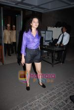 Kangana Ranaut at Kangana_s birthday bash in Bling on 23rd March 2009 (6).JPG
