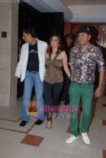 Madhur Bhandarkar, Narendra Kumar Ahmed at Kangana_s birthday bash in Bling on 23rd March 2009 (2).JPG