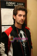 Neil Nitin Mukesh on the sets of Dance India Dance in Famous Studios on 23rd March 2009 (10).JPG