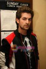 Neil Nitin Mukesh on the sets of Dance India Dance in Famous Studios on 23rd March 2009 (2).JPG