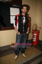 Neil Nitin Mukesh on the sets of Dance India Dance in Famous Studios on 23rd March 2009 (5).JPG