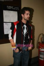 Neil Nitin Mukesh on the sets of Dance India Dance in Famous Studios on 23rd March 2009 (6).JPG