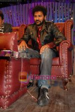 Prabhu Deva on the sets of Dance India Dance in Famous Studios on 23rd March 2009 (10).JPG