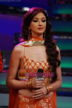 Saumya Tandon on the sets of Dance India Dance in Famous Studios on 23rd March 2009 (13).JPG