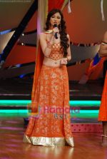 Saumya Tandon on the sets of Dance India Dance in Famous Studios on 23rd March 2009 (5).JPG