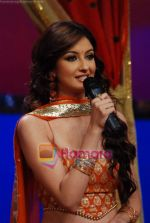 Saumya Tandon on the sets of Dance India Dance in Famous Studios on 23rd March 2009 (6).JPG
