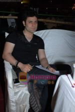 Shiney Ahuja at college fest organsied by Rennaisance Federation in Rennaisance Club on 23rd March 2009 (11).JPG