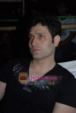 Shiney Ahuja at college fest organsied by Rennaisance Federation in Rennaisance Club on 23rd March 2009 (12).JPG