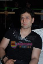 Shiney Ahuja at college fest organsied by Rennaisance Federation in Rennaisance Club on 23rd March 2009 (14).JPG