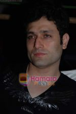 Shiney Ahuja at college fest organsied by Rennaisance Federation in Rennaisance Club on 23rd March 2009 (5).JPG