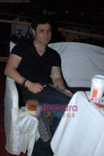 Shiney Ahuja at college fest organsied by Rennaisance Federation in Rennaisance Club on 23rd March 2009 (6).JPG