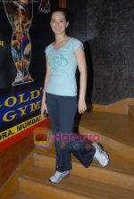Urvashi Sharma at Gold Gym event in Bandra on 23rd March 2009 (4).JPG