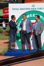 at Poonamwala Million Breeders in Mahalaxmi Race Course on 22nd March 2009 .JPG