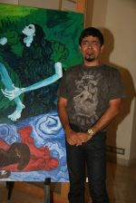 at Shobojit Kaushal art event organised by CPAA in Worli on 23rd March 2009 (22).JPG