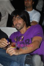 Aashish Chaudhry judge RGIT dance contest in Renaissance Club, Mumbai on 24th March 2009 (2).JPG