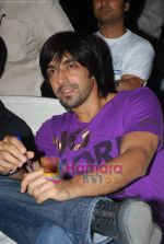 Aashish Chaudhry judge RGIT dance contest in Renaissance Club, Mumbai on 24th March 2009 (3).JPG