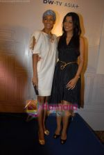 Carol Gracias, Mugdha Godse at DW TV press meet in Taj on 24th March 2009 (21).JPG