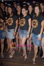 Contestants at Gladrags press meet in Hard Rock Cafe on 24th March 2009 (24).JPG