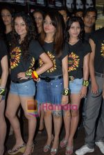 Contestants at Gladrags press meet in Hard Rock Cafe on 24th March 2009 (25).JPG