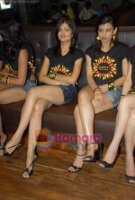 Contestants at Gladrags press meet in Hard Rock Cafe on 24th March 2009 (82).JPG