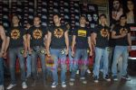 Contestants at Gladrags press meet in Hard Rock Cafe on 24th March 2009.JPG