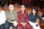 Jagjit Singh, Madhushree at Ravi Tripathi_s album launch on 24th March 2009 (24).JPG